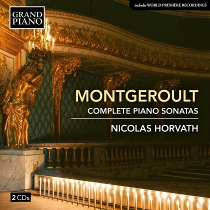 Montgeroult Hélène De (1764-1836) & Nicolas Horvath - Complete Piano Sonatas (2 CDs)