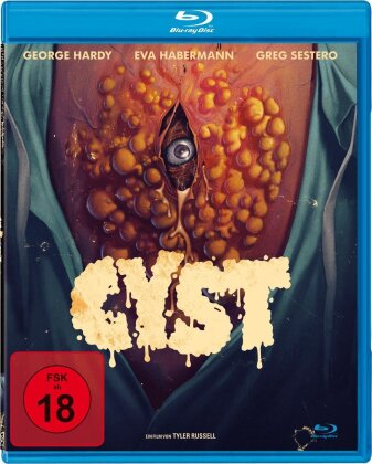 Cyst (2020) (Special Edition, Uncut)