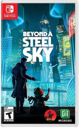 Beyond Steel Sky (Steelbook Edition)