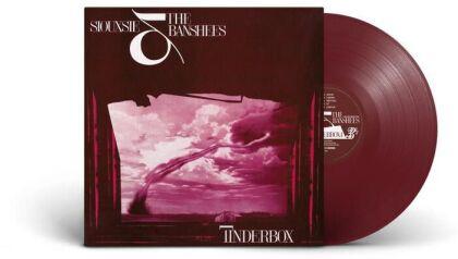 Siouxsie & The Banshees - Tinderbox (2021 Reissue, Limited Edition, Burgundy Vinyl, LP)
