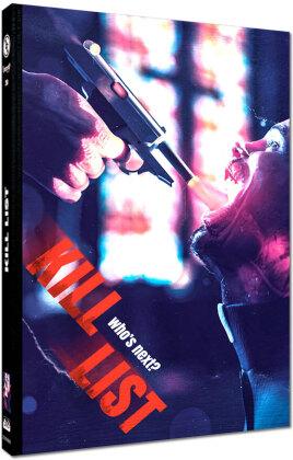 Kill List (2011) (Cover B, Edizione Limitata, Mediabook, Blu-ray + DVD)