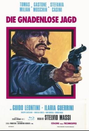 Die Gnadenlose Jagd (1974) (Kleine Hartbox, Limited Edition, Uncut)