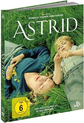 Astrid (2018) (Limited Edition, Mediabook, Blu-ray + DVD)