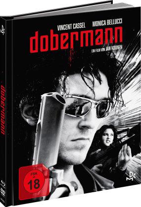 Dobermann (1997) (Mediabook, Blu-ray + DVD)