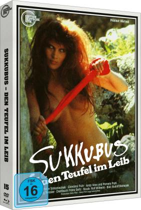 Sukkubus - Den Teufel im Leib (1989) (Edition Deutsche Vita, Cover A, Limited Edition, Blu-ray + DVD)
