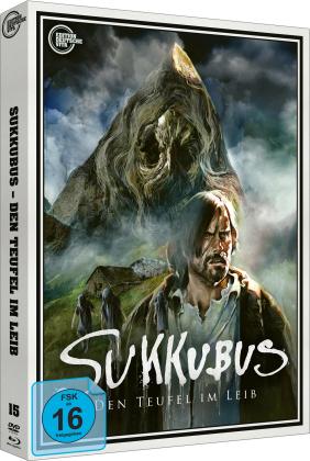 Sukkubus - Den Teufel im Leib (1989) (Edition Deutsche Vita, Cover B, Limited Edition, Blu-ray + DVD)