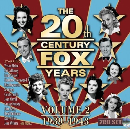 20Th Century Fox Years Volume 2 (1939-1943) - OST