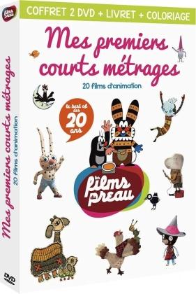 Mes premiers courts métrages - 20 films d'animation - Le best of des 20 ans (2 DVDs + Booklet)