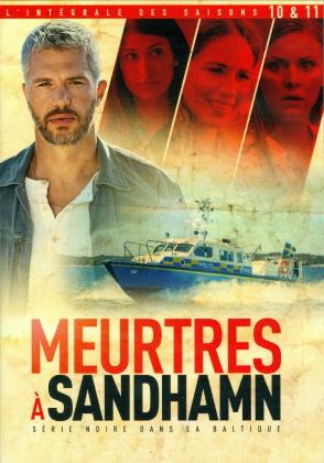 Meurtres à Sandhamn - Saisons 10 & 11 (2 DVDs)