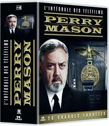 Perry Mason - L'Intégrale des téléfilms - 26 grandes enquêtes (14 DVDs)