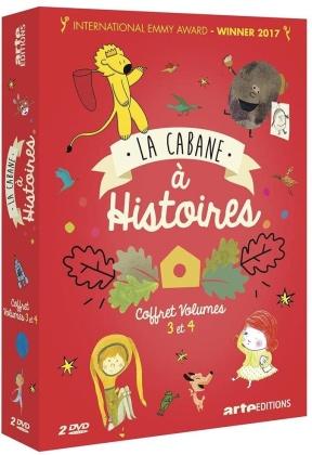 La cabane à Histoires - Vol. 3 & 4 (Arte Éditions, 2 DVD)