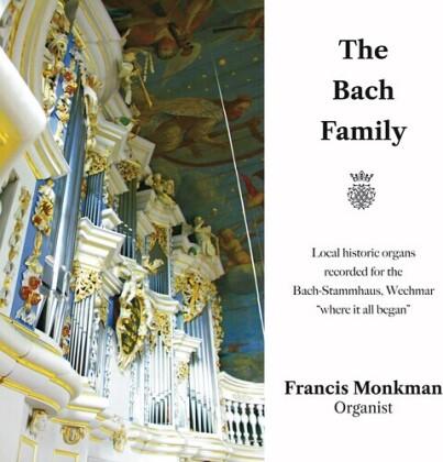 Francis Monkman - Bach Family