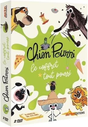 Chien Pourri - Le coffret tout pourri : Le Noël de Chien Pourri / Chien Pourri amoureux (2 DVD)