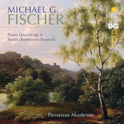 Parnassus Akademie & Michael G. Fischer - Piano Quartet 6
