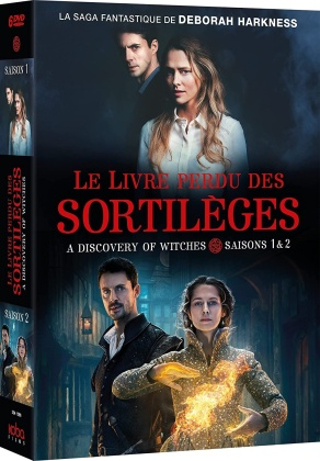 Le livre perdu des sortilèges - A Discovery of Witches - Saisons 1 & 2 (5 DVDs)