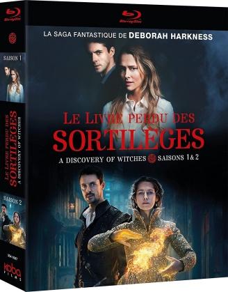 Le livre perdu des sortilèges - A Discovery of Witches - Saisons 1 & 2 (4 Blu-rays)