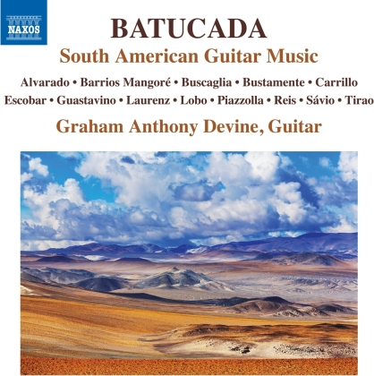 Graham Anthony Devine - Batucada - South American Guitar Music