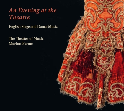Marion Fermé & The Theater of Music - An Evening At The Theatre - English Stage And Dance Music