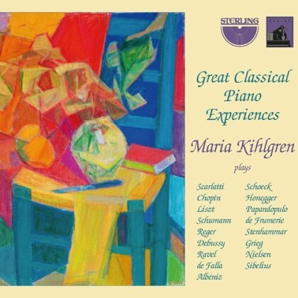 Maria Kihlgren - Great Classical Piano (4 CDs)