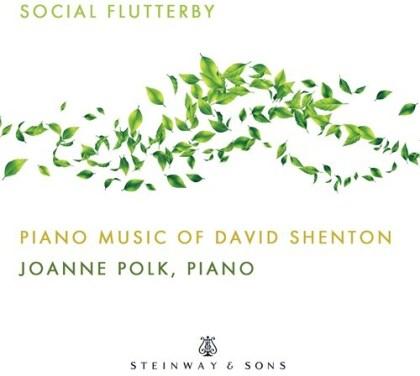 David Shenton & Joanne Polk - Social Flutterby