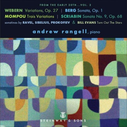 Andrew Rangell - From The Early 20Th Vol. 2