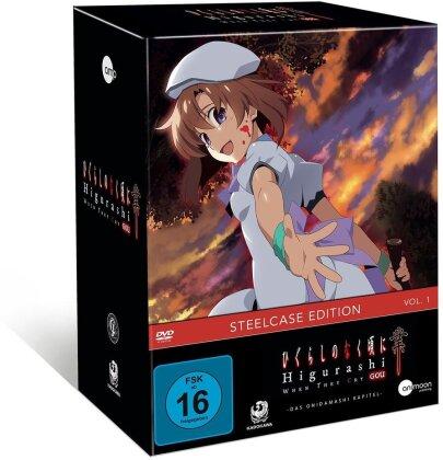 Higurashi - When They Cry GOU - Vol. 1 - Das Onidamashi Kapitel (Limited Steelcase Edition, + Sammelschuber)