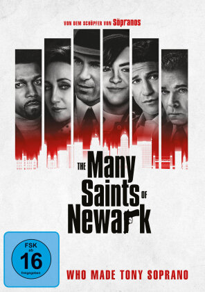 The Many Saints of Newark - A Sopranos Story (2021)