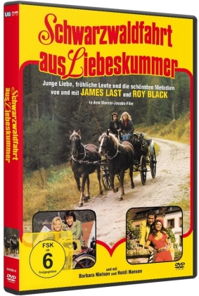 Schwarzwaldfahrt aus Liebeskummer (1974) (Neuauflage)