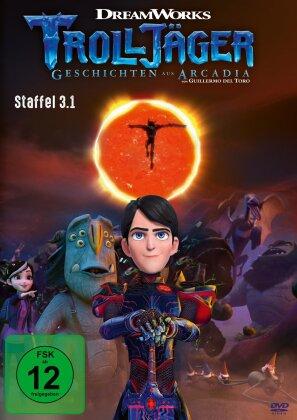 Trolljäger - Geschichten aus Arcadia - Staffel 3.1