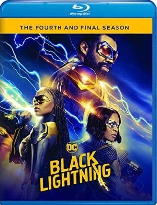 Black Lightning - Season 4 - The Final Season (2 Blu-ray)