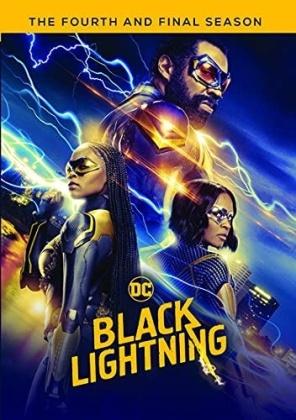 Black Lightning - Season 4 (3 DVD)