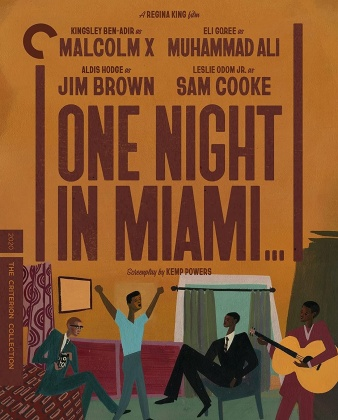 One Night in Miami (2020) (Criterion Collection)