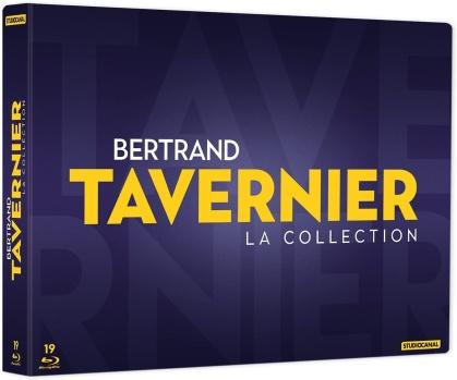 Bertrand Tavernier - La Collection (19 Blu-ray)