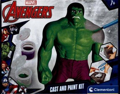 Marvel Avengers - Super Hero - Der gewaltige Hulk (Experimentierkasten)