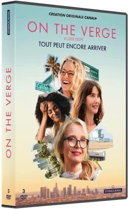 On the verge (2021) (3 DVD)