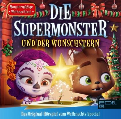 Die Supermonster - Die Supermonster - Weihnachts-Special - Wunschster