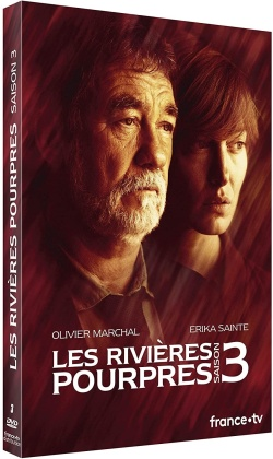 Les rivières pourpres - Saison 3 (3 DVDs)