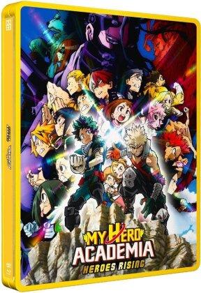 My Hero Academia - Le Film : Heroes Rising (2019) (Limited Edition, Steelbook, Blu-ray + DVD)