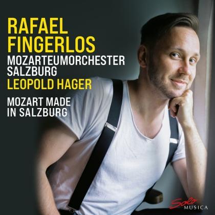 Wolfgang Amadeus Mozart (1756-1791), Leopold Hager, Rafael Fingerlos & Mozarteum Orchester Salzburg - Mozart Made In Salzburg