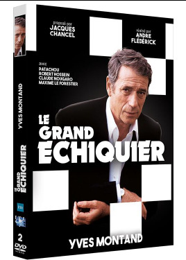 Le Grand Echiquier - Yves Montand (2 DVDs)