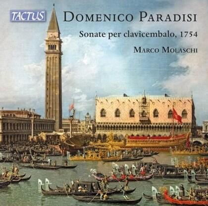 Domenico Paradisi & Marco Molaschi - Sonate Per Clavicembalo (2 CDs)