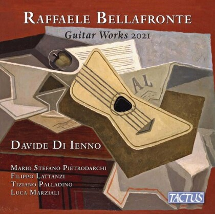 Raffaele Bellafronte (*1961) & Davide Di Ienno - Guitar Works