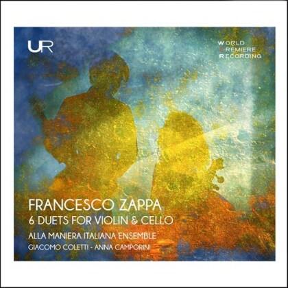 Concerto Alla Maniera Italiana & Francesco Zappa - 6 Duets For Violin & Cello