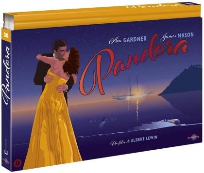 Pandora (1951) (Édition Coffret Ultra Collector, Blu-ray + DVD + Libro)