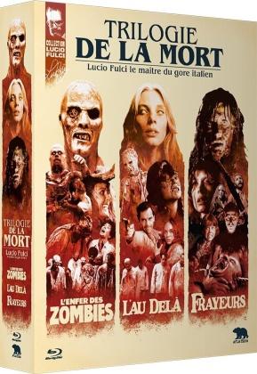 Trilogie de la mort - L'enfer des zombies / L'au-delà / Frayeurs (Lucio Fulci Collection, 3 Blu-rays)
