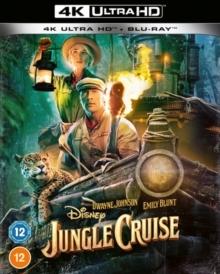 Jungle Cruise (2021) (4K Ultra HD + Blu-ray)
