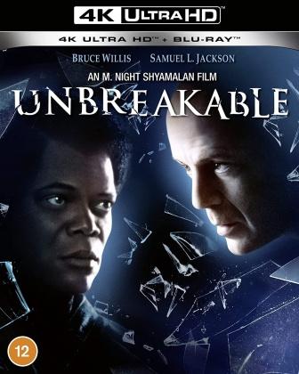 Unbreakable (2000) (4K Ultra HD + Blu-ray)
