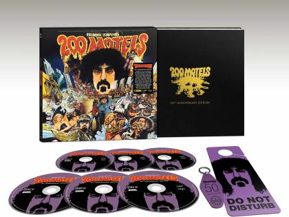Frank Zappa - 200 Motels - OST (2021 Reissue, Boxset, Edizione Limitata, 6 CD)