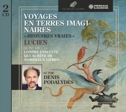 Lucien De Samosate - Voyages En Terres Imaginaires (2 CDs)