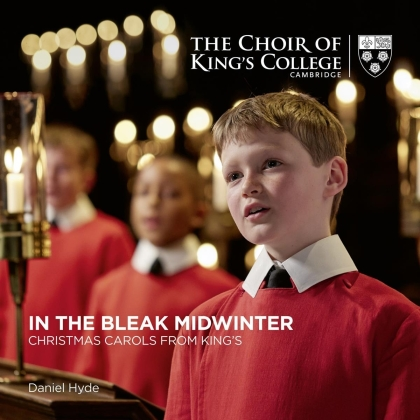 King's College Choir Cambridge - In The Bleak Midwinter